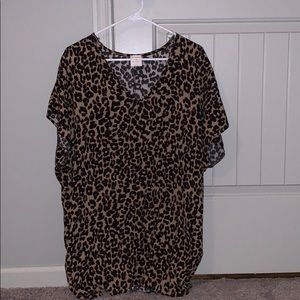 Call of the wild pocketed dress
